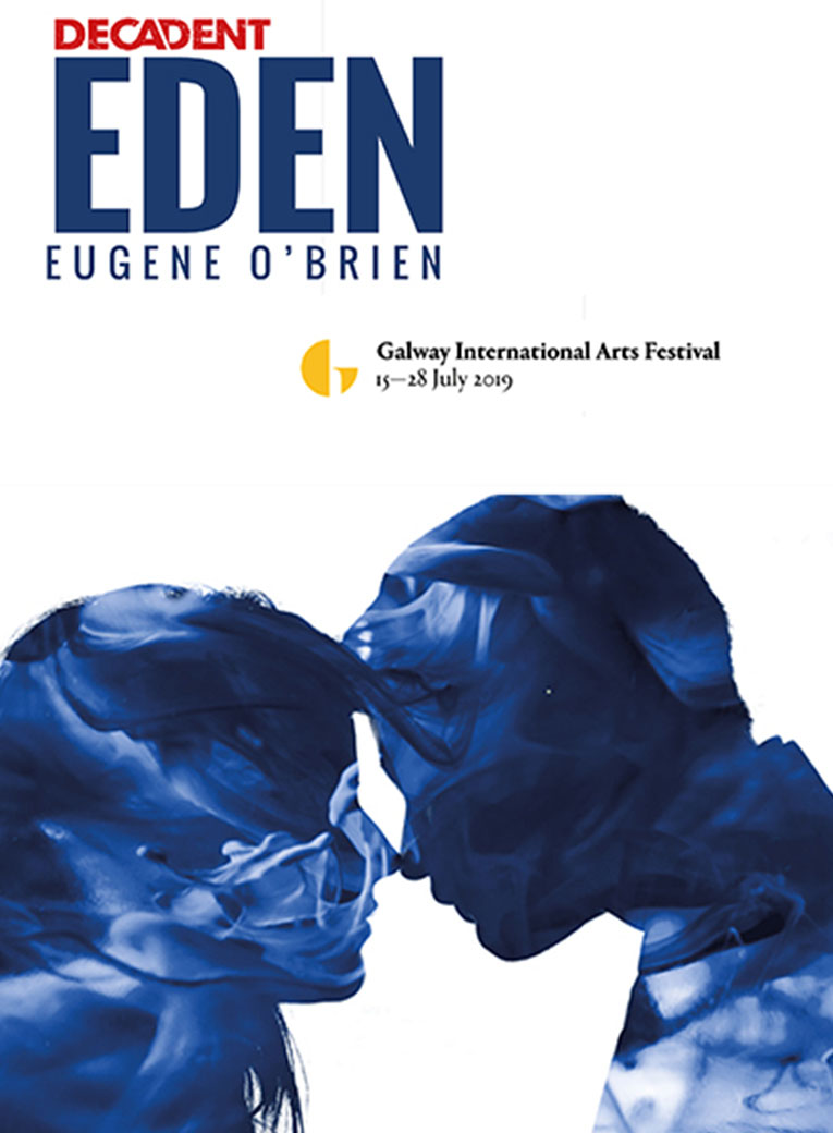 Eden - Eugene OBrien - Poster Image - Decadent Theatre Company