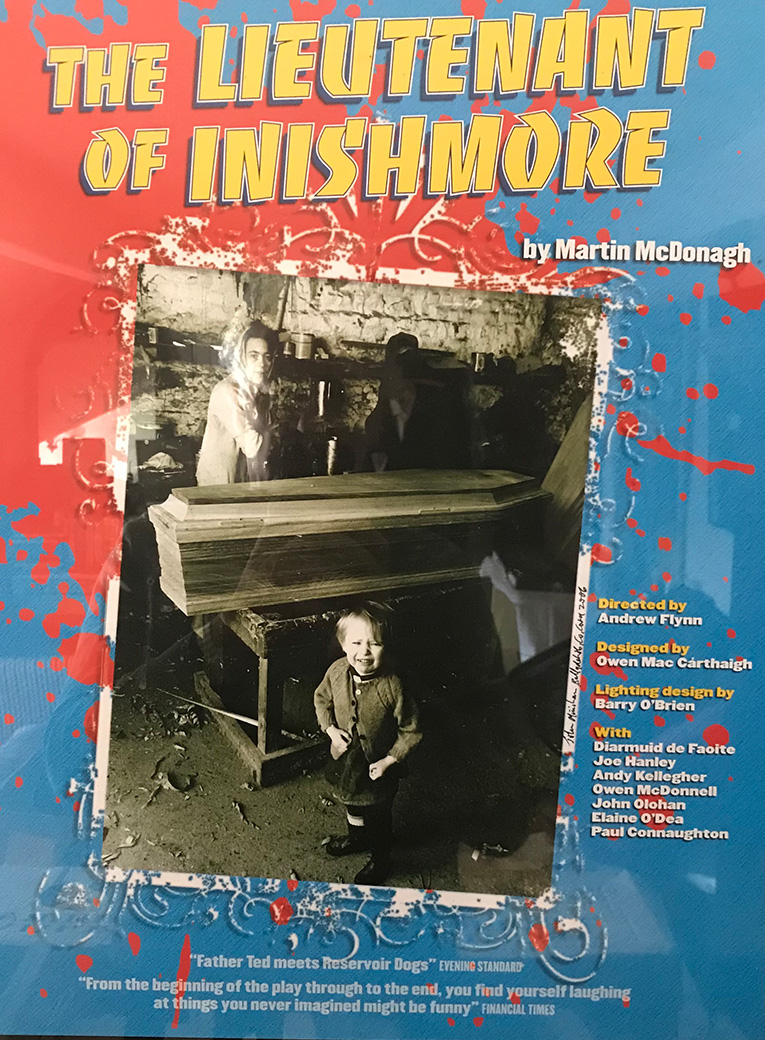 The Lieutenant of Inishmore - Martin McDonagh