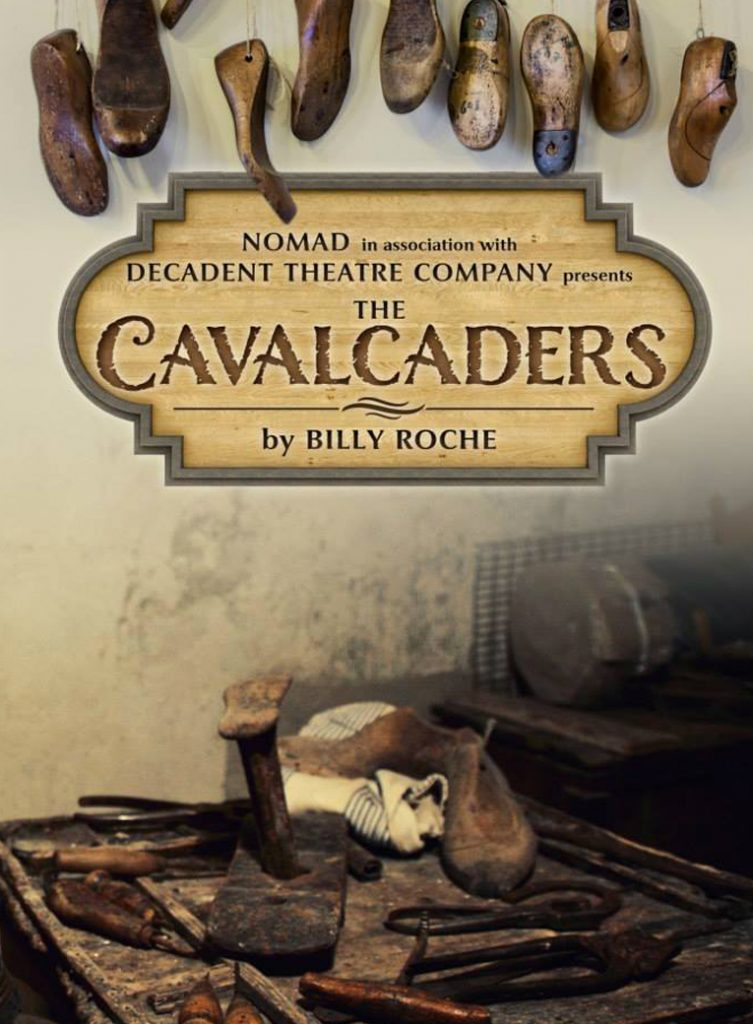 Poster for The Cavalcaders by Billy Roche
